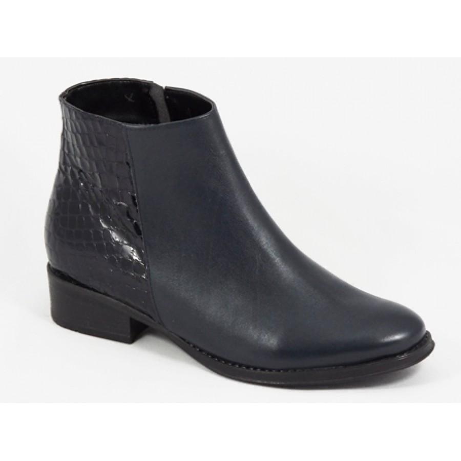 vânzarea de încălțăminte bine cunoscute cumpărare ieftin Ghete de dama din piele G46   Pantofi.Moda Ghete si Cizme Dama din ...